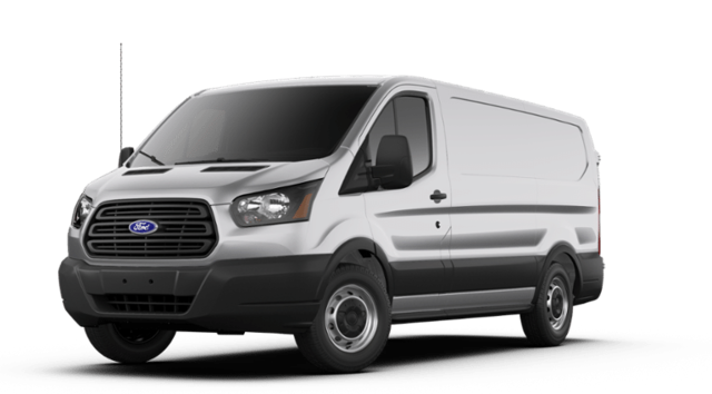 2019 Ford Transit-250 w/60/40 Pass-Side Cargo Doors T-250 130 Low Rf 9000 GVWR Swing-Out RH Dr